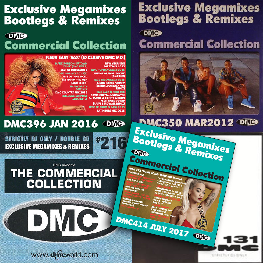 DMC Commercial Collection Offer 57