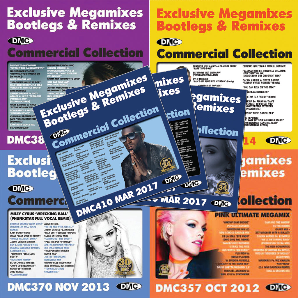 DMC Commercial Collection Offer 58