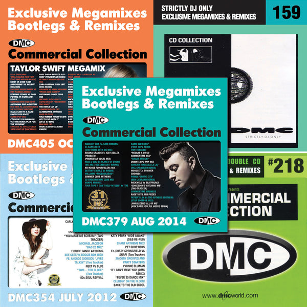 DMC Commercial Collection Offer 54