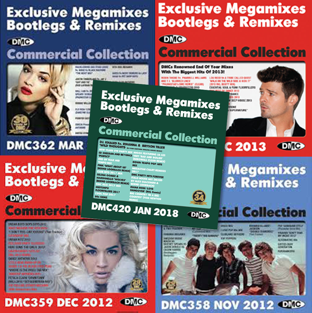 DMC Commercial Collection Offer 61