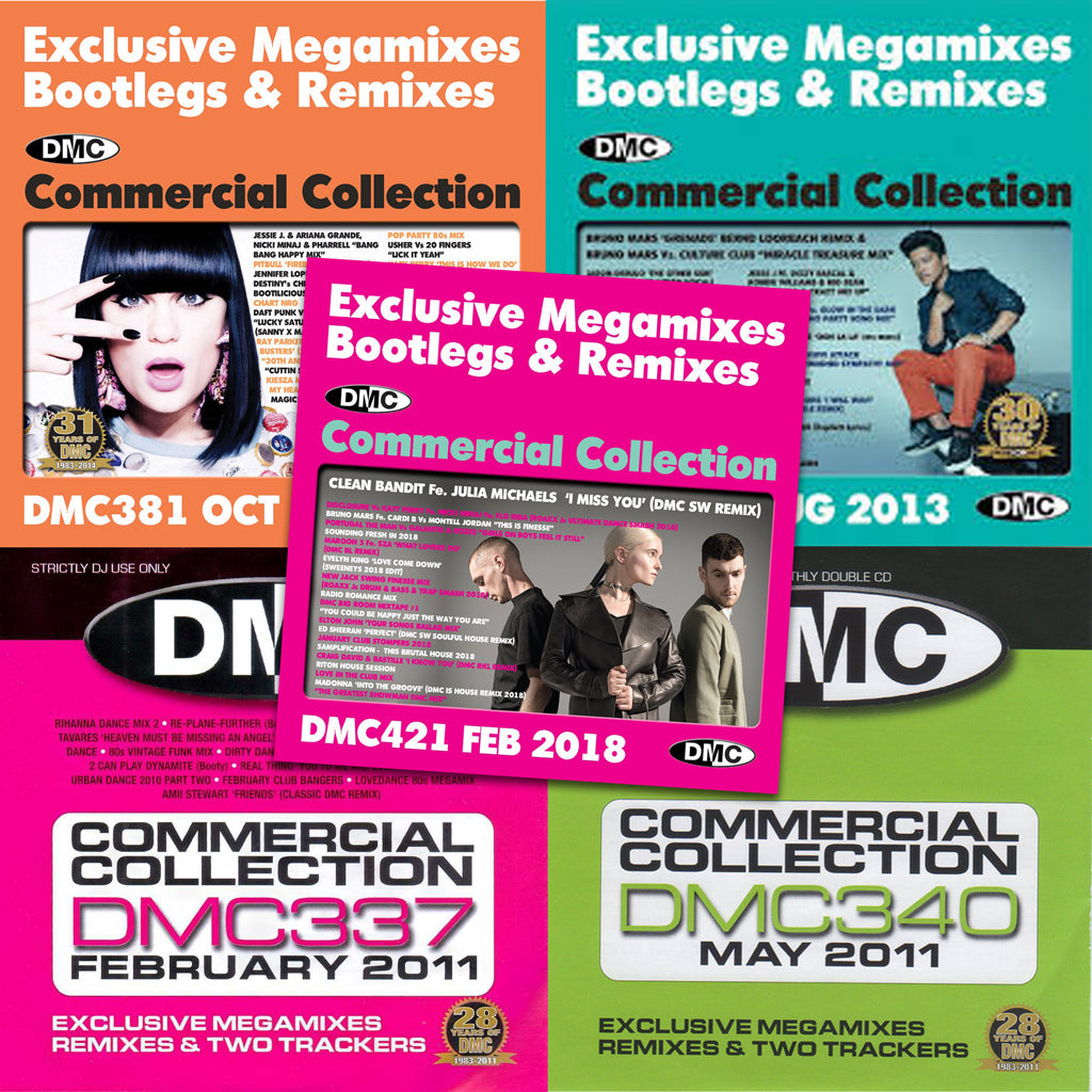 DMC Commercial Collection Offer 64