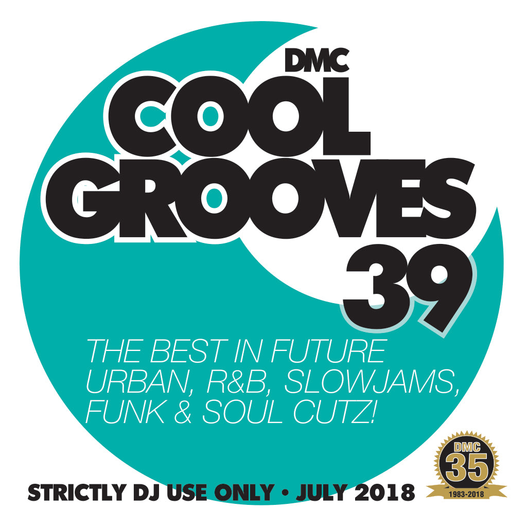 DMC COOL GROOVES 39 - July 2018
