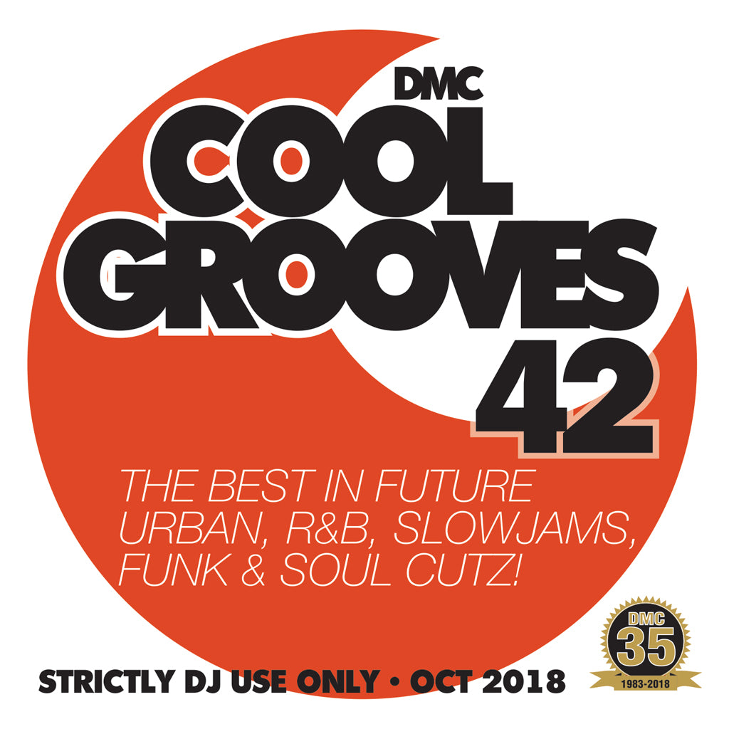 DMC COOL GROOVES 42 - MID OCTOBER RELEASE