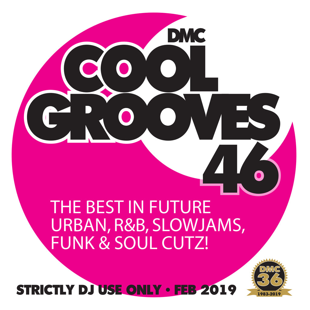 Check Out DMC Cool Grooves 46 - February 2019 release On The DMC Store