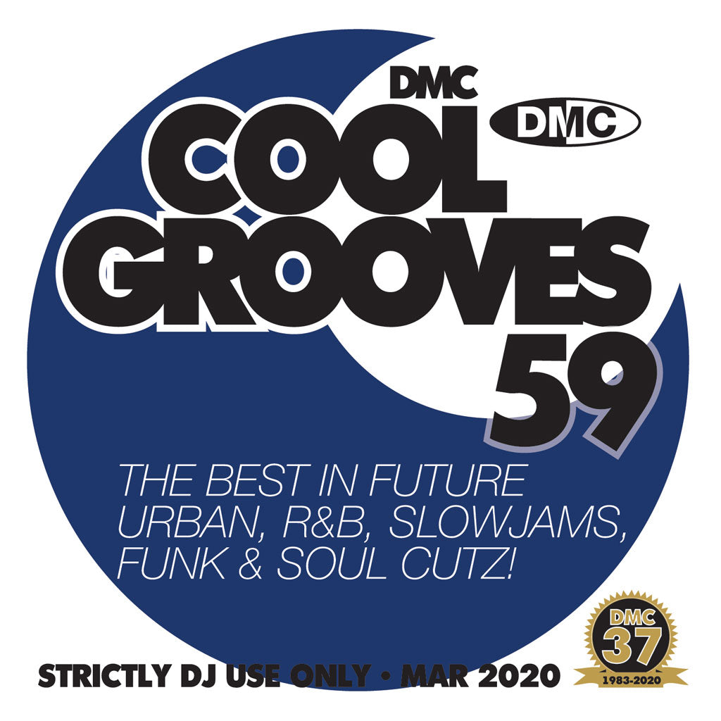 DMC COOL GROOVES 59 - March 2020 releases