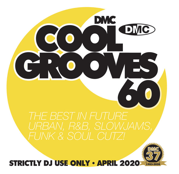 DMC COOL GROOVES 60 - April 2020