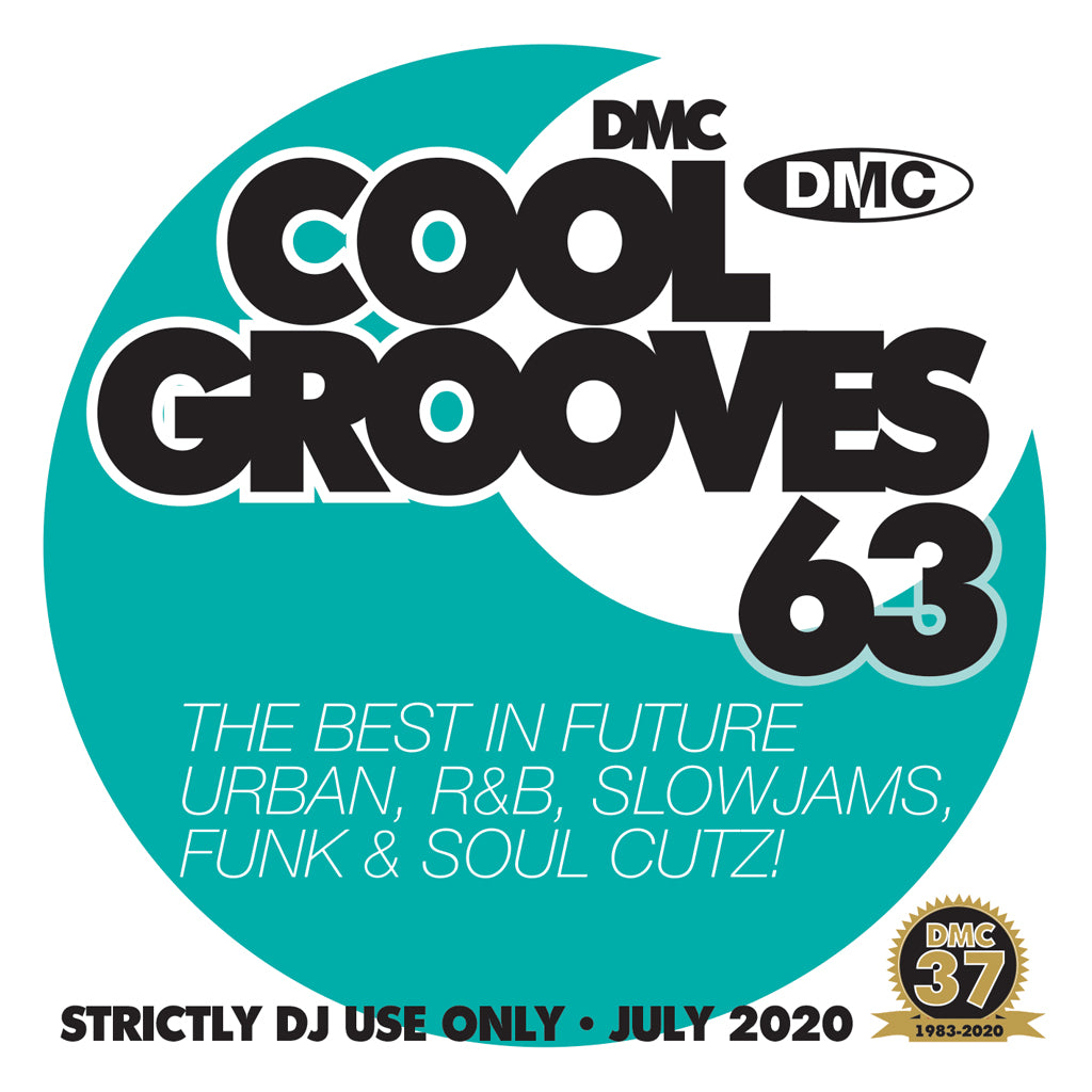 DMC COOL GROOVES 63 - July 2020 release