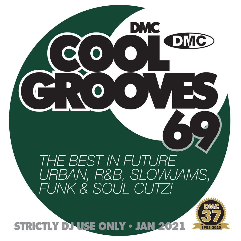 Check Out DMC COOL GROOVES 69 - January 2021 release On The DMC Store