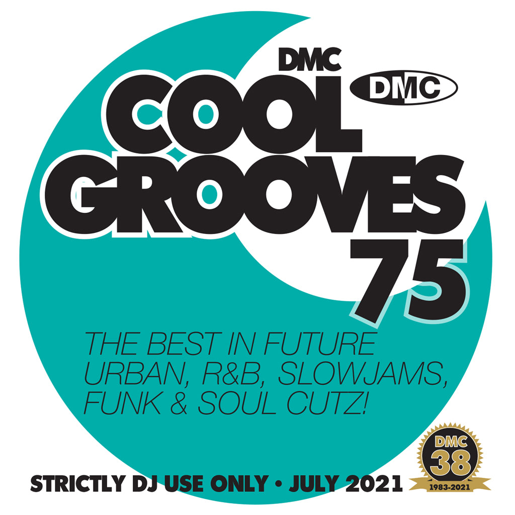 Check Out DMC COOL GROOVES 75 - July releases On The DMC Store