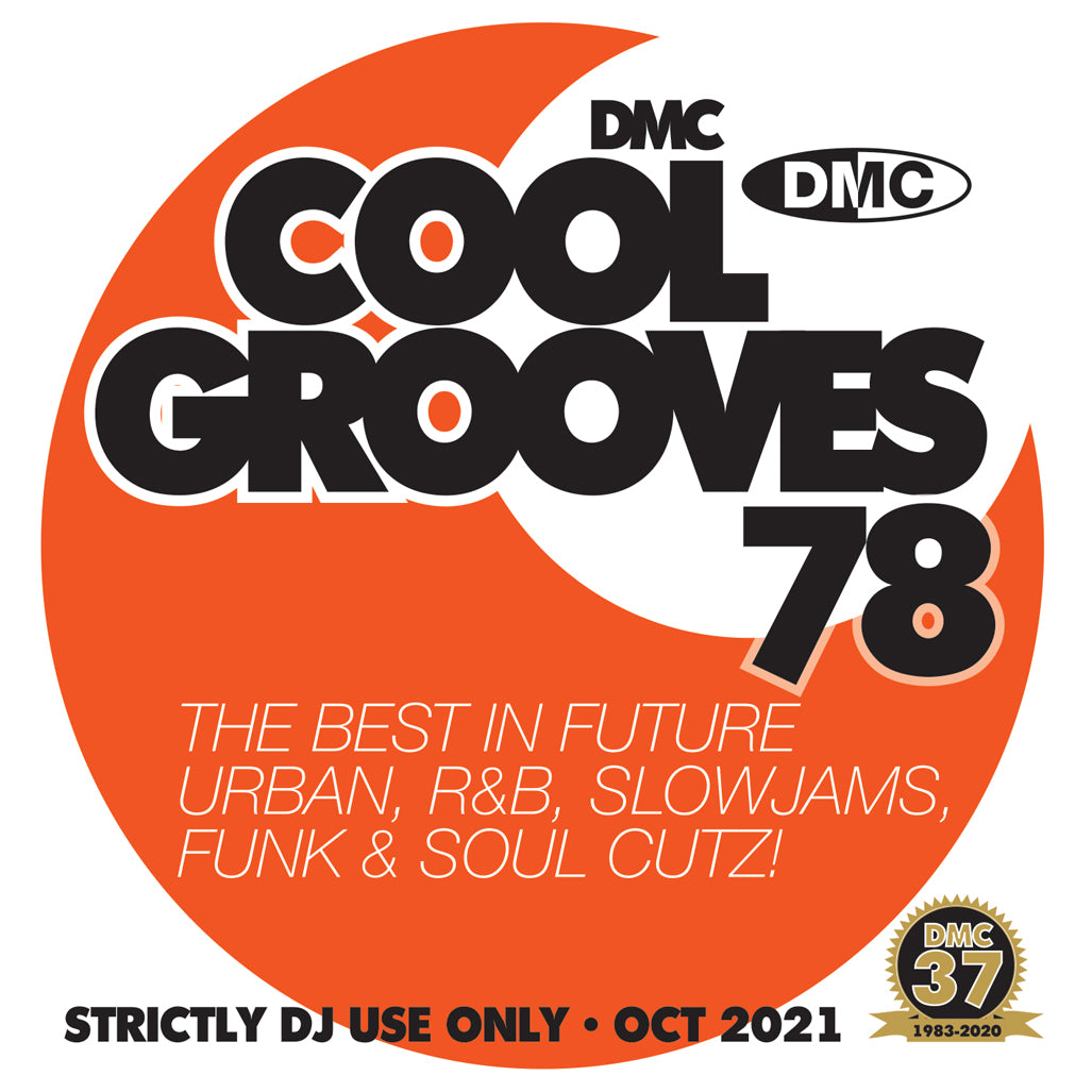 Check Out DMC COOL GROOVES 78 - mid October release On The DMC Store