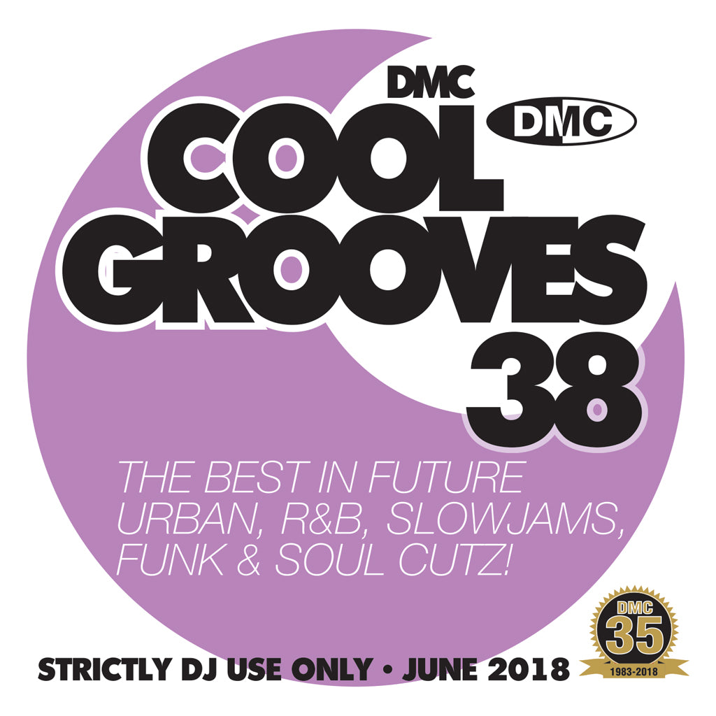 DMC COOL GROOVES 38 - June release
