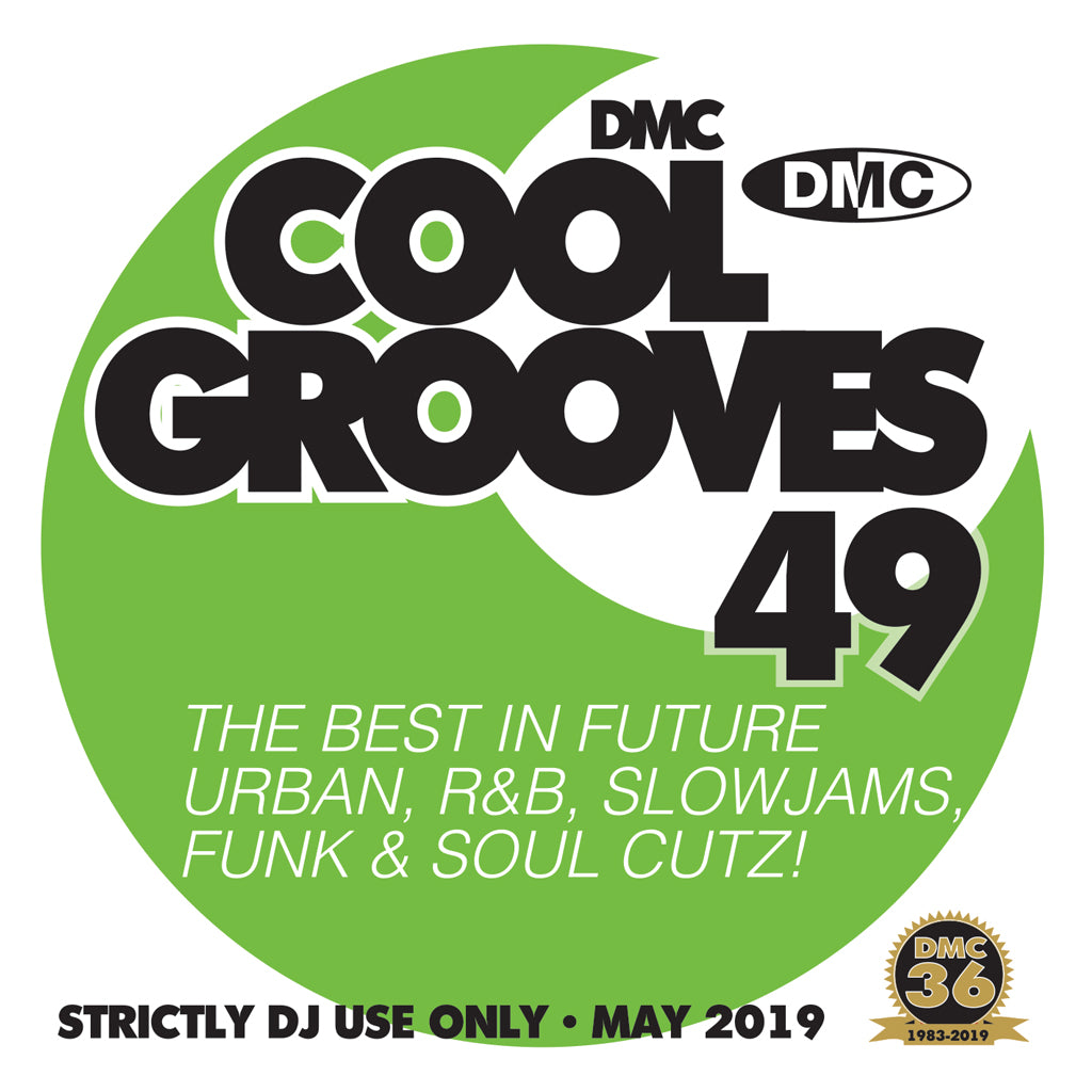 Check Out DMC COOL GROOVES 49 - May 2019 On The DMC Store