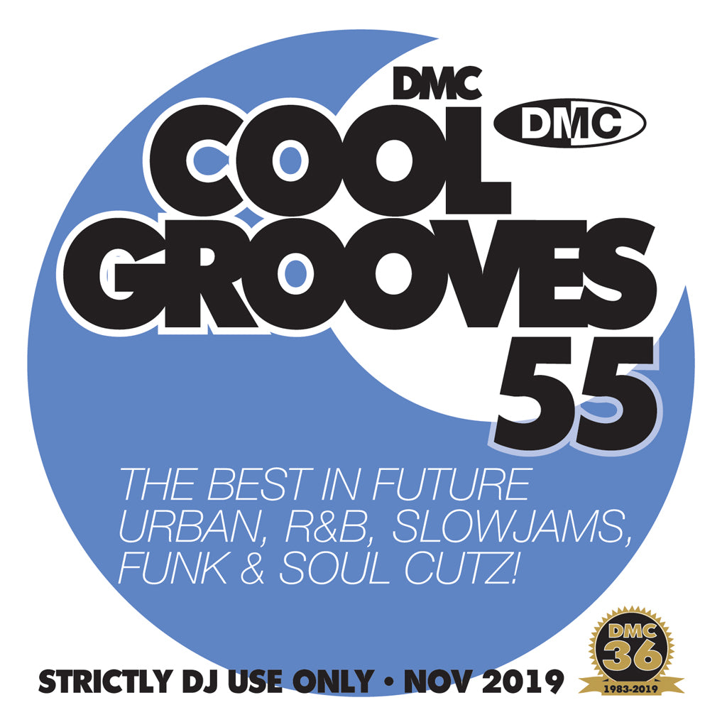 DMC COOL GROOVES 55 - November 2019