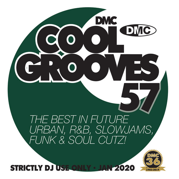 DMC COOL GROOVES 57 - January 2020 release