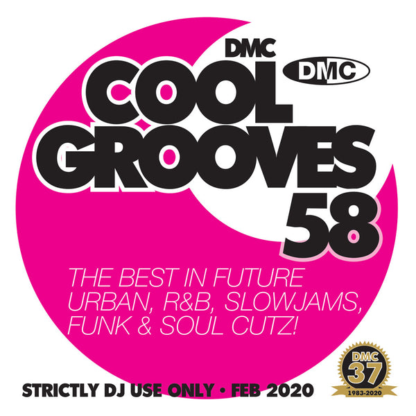 DMC Cool Grooves 58 - February 2020 release
