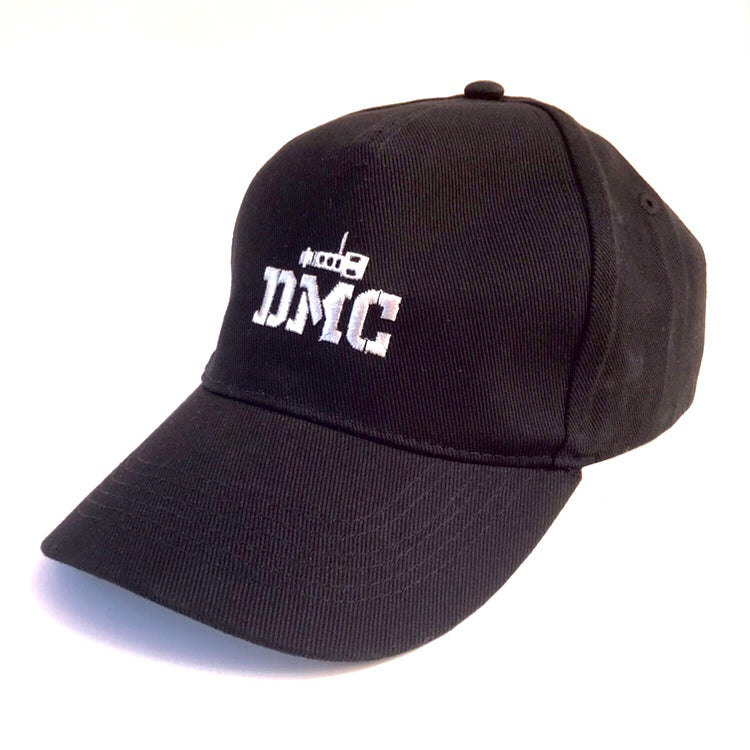 DMC Headshell Baseball Cap