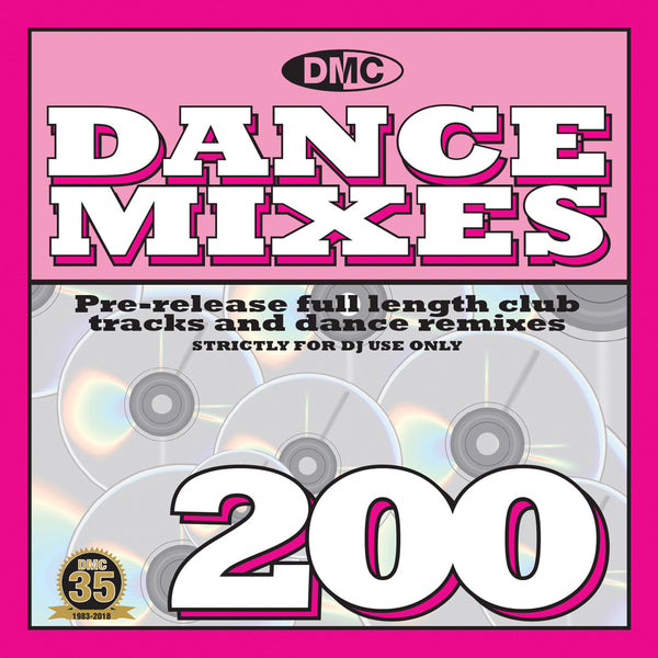 DANCE MIXES 200 - FEBRUARY 2018 - PRE-RELEASE FULL LENGTH CLUB TRACKS AND DANCE REMIXES