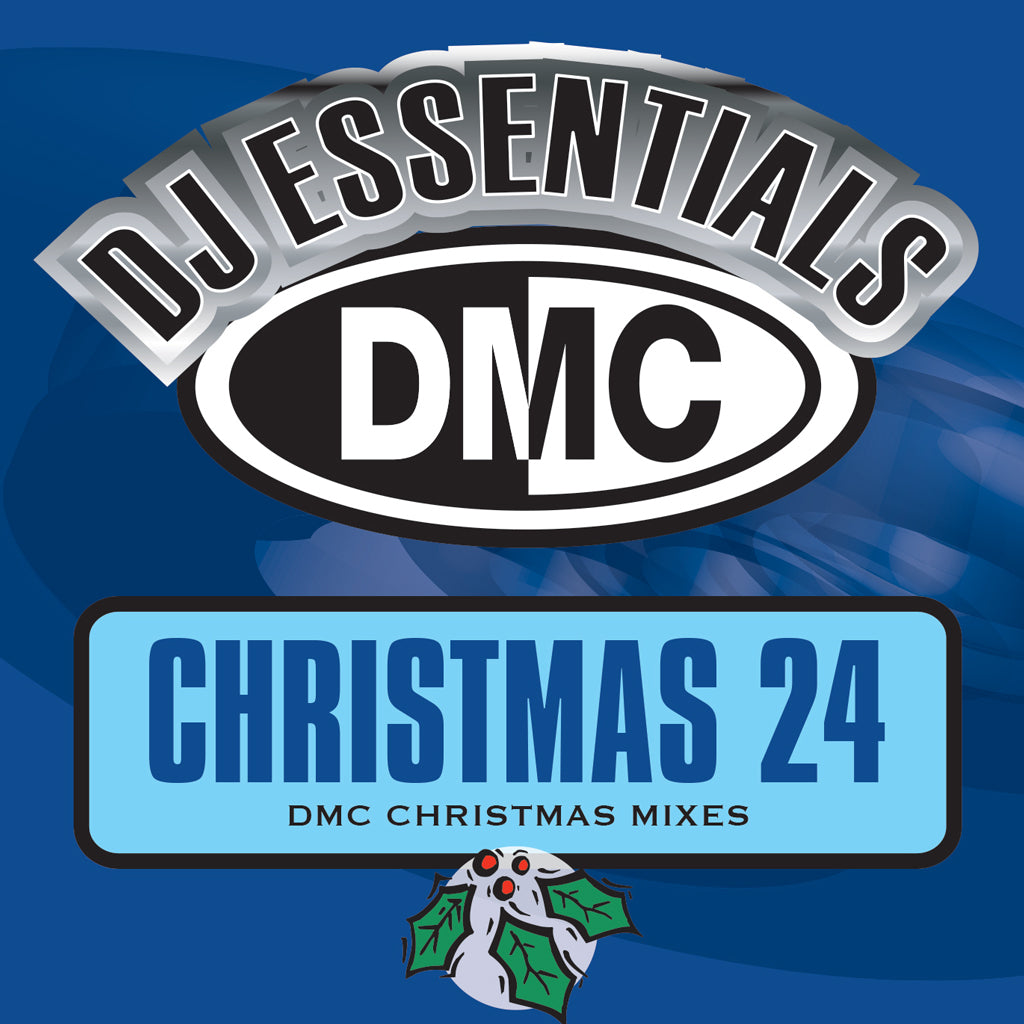 DMC DJ ESSENTIALS - CHRISTMAS 24 - NEW - December 2019