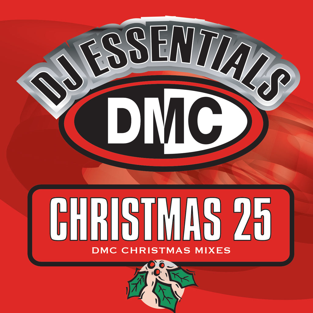 DMC DJ ESSENTIALS - CHRISTMAS 25 - NEW - December 2019