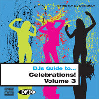 DJs Guide to... Celebrations 3