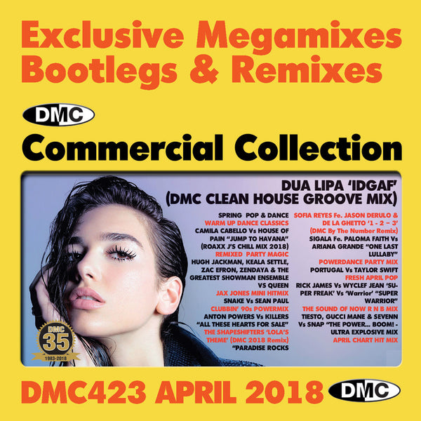 DMC COMMERCIAL COLLECTION 423 - April 2018