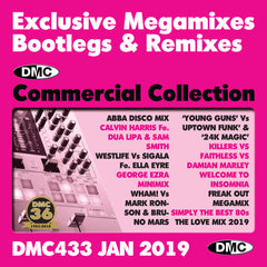 DMC Commercial Collection 433 - triple edition - February 2019 release