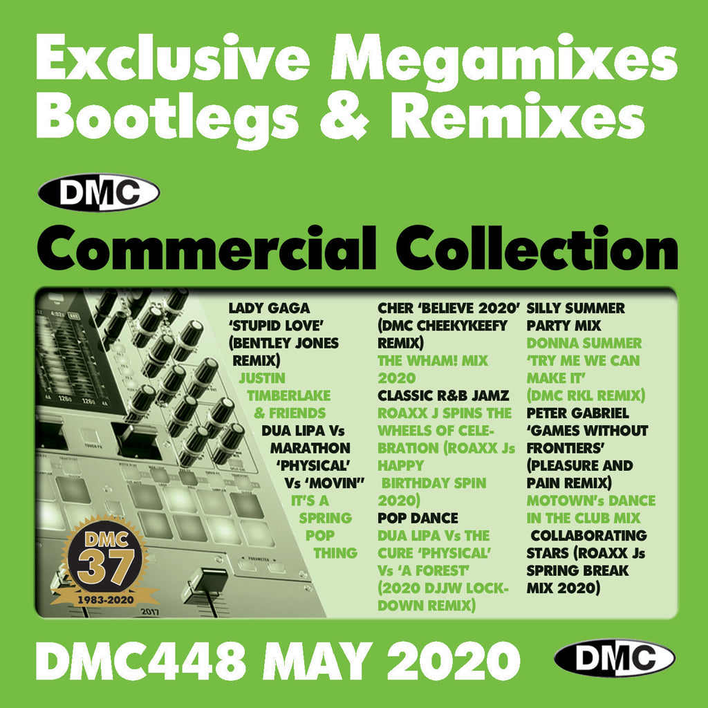 DMC COMMERCIAL COLLECTION 448 - NEW - May 2020 release