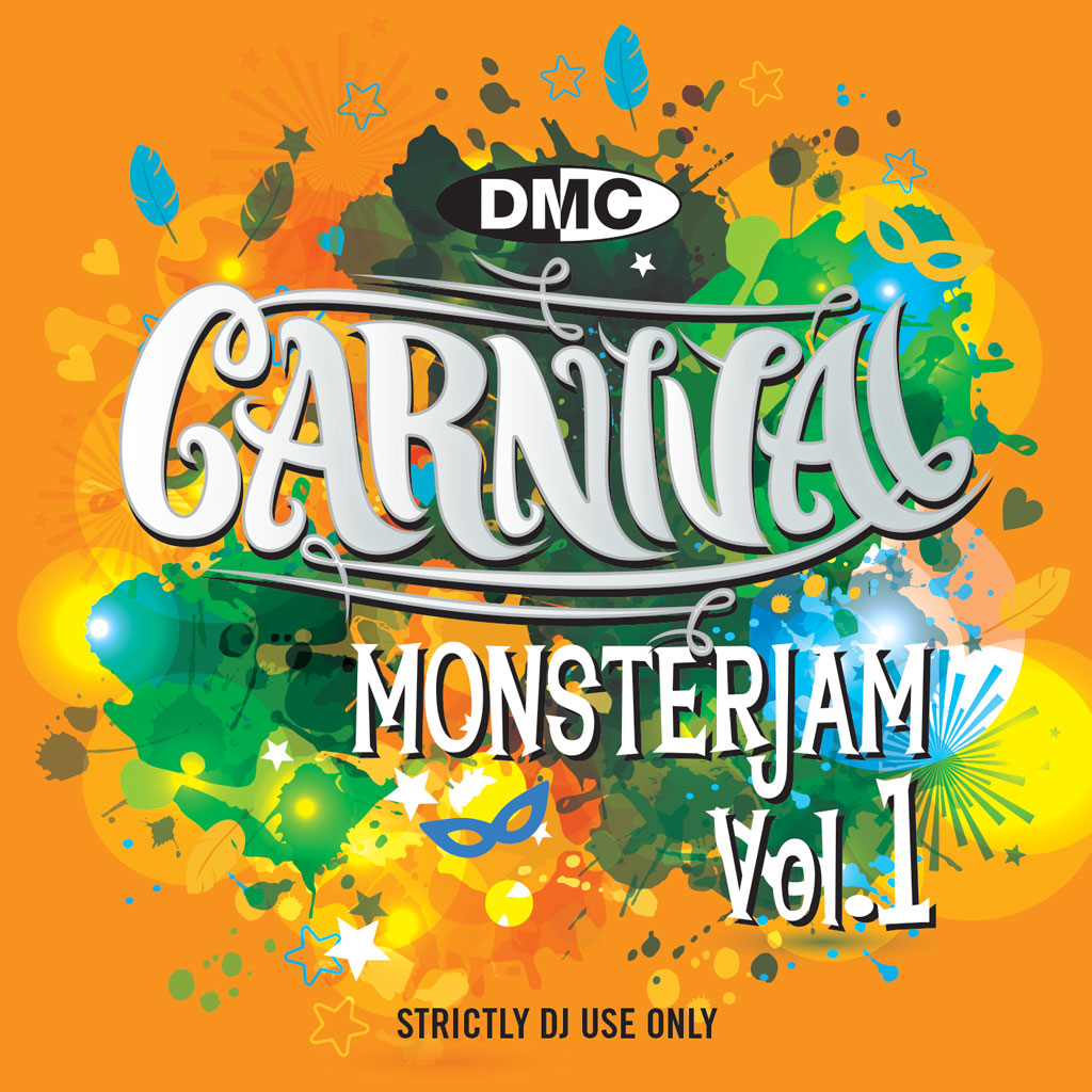 Check Out DMC CARNIVAL MONSTERJAM Volume 1 - A hot 75 minute mix of pure summer anthems guaranteed to keep the party going all night long. - April 2019 release On The DMC Store