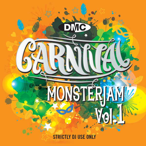 DMC CARNIVAL MONSTERJAM Volume 1 - A hot 75 minute mix of pure summer anthems guaranteed to keep the party going all night long. - April 2019 release