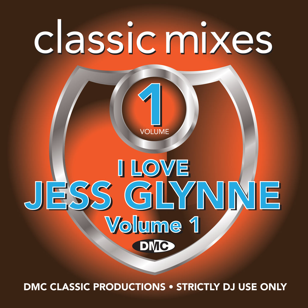 Check Out DMC CLASSIC MIXES - I LOVE JESS GLYNNE - Vol.1 - October 2018 release On The DMC Store