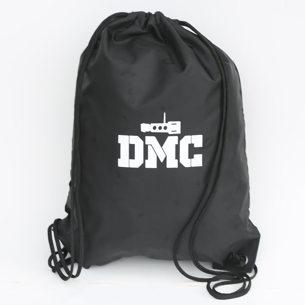 DMC Headshell Wax Sac - Black