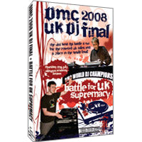 UK Finals 2008 DVD