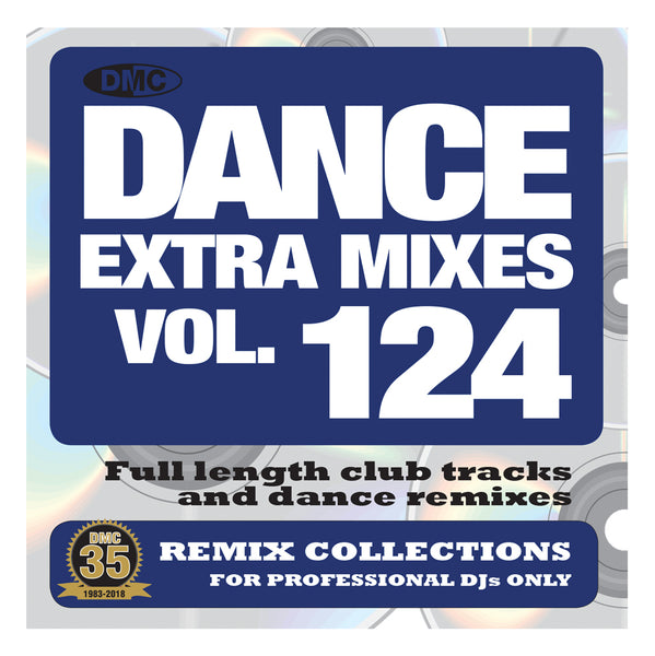 DMC Dance Extra Mixes 124 - March 2018