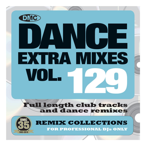 DANCE EXTRA MIXES 129 - August 2018 release