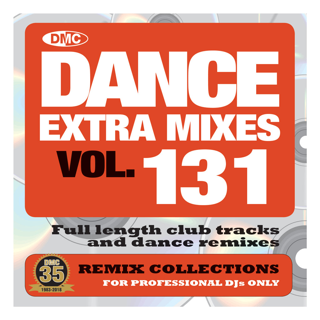 Check Out DMC DANCE EXTRA MIXES 131 - MID OCTOBER RELEASE On The DMC Store