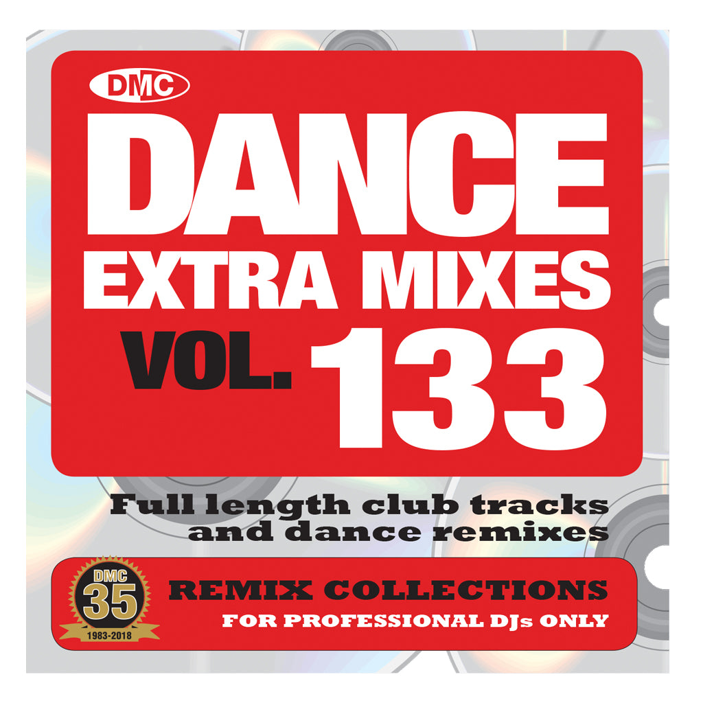DMC Dance Extra Mixes 133 - Mid December Release