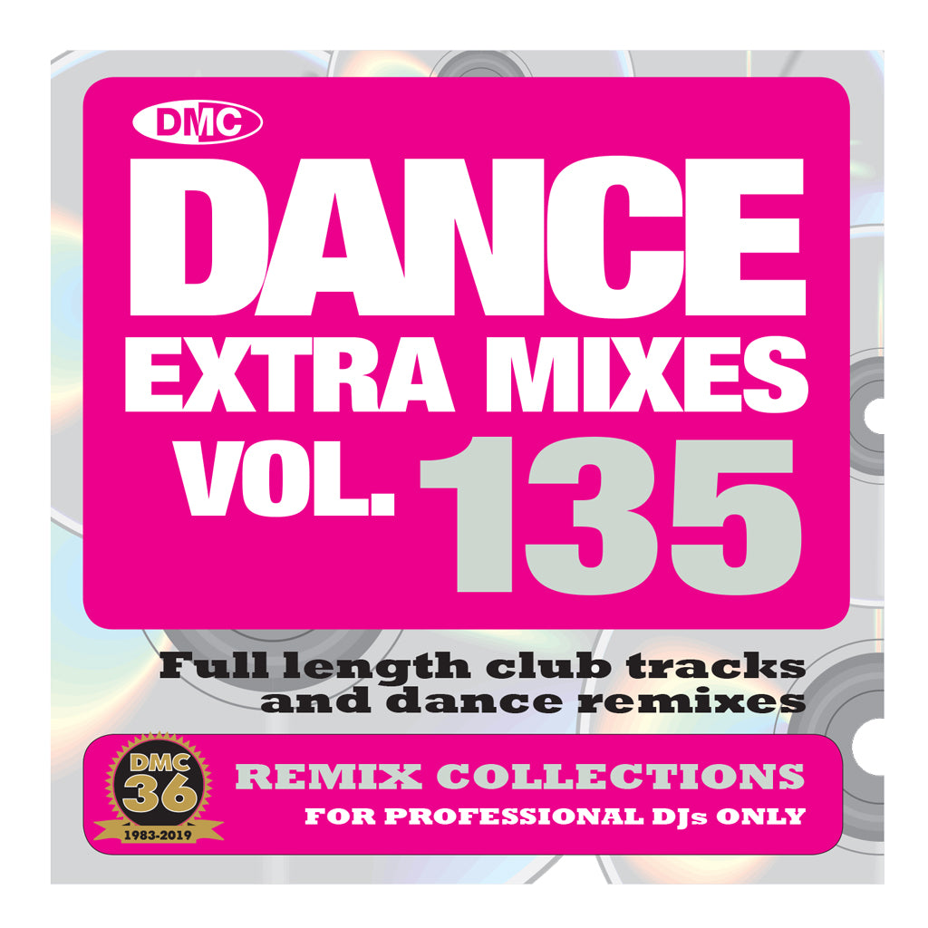 DMC Dance Mixes Extra 135 - February 2019 release
