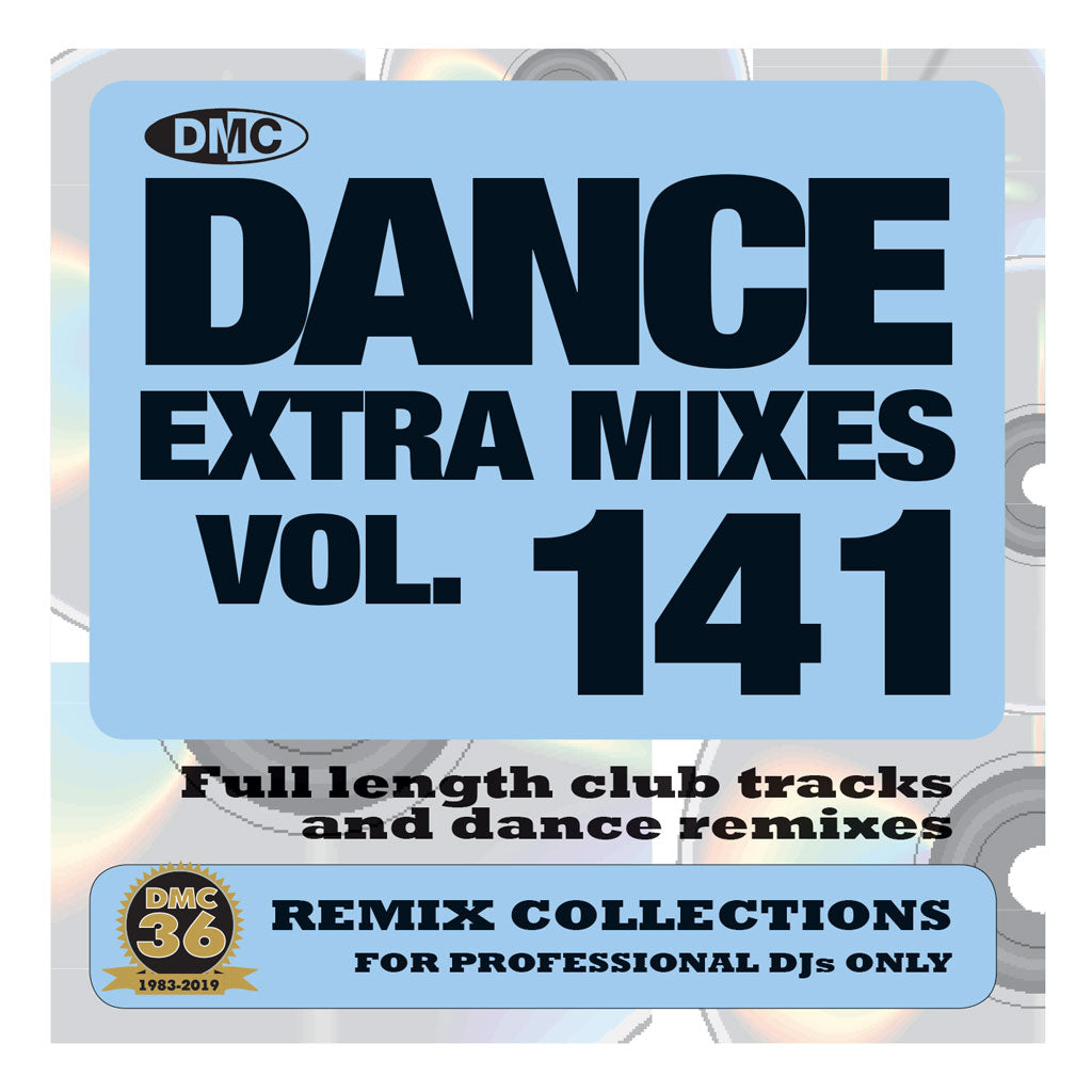Check Out DANCE EXTRA MIXES 141 (Unmixed) - PRE-RELEASE FULL LENGTH CLUB TRACKS AND DANCE REMIXES On The DMC Store