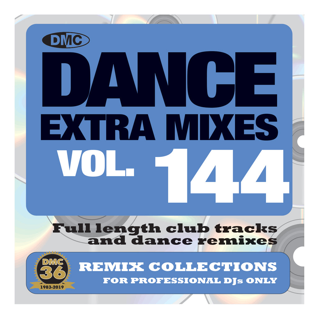DMC DANCE EXTRA MIXES 144 - November 2019