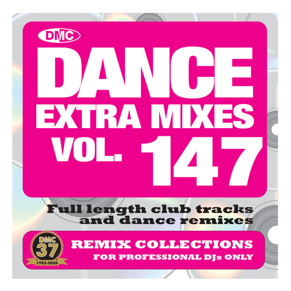 DMC DANCE EXTRA MIXES 147 - February 2020 release