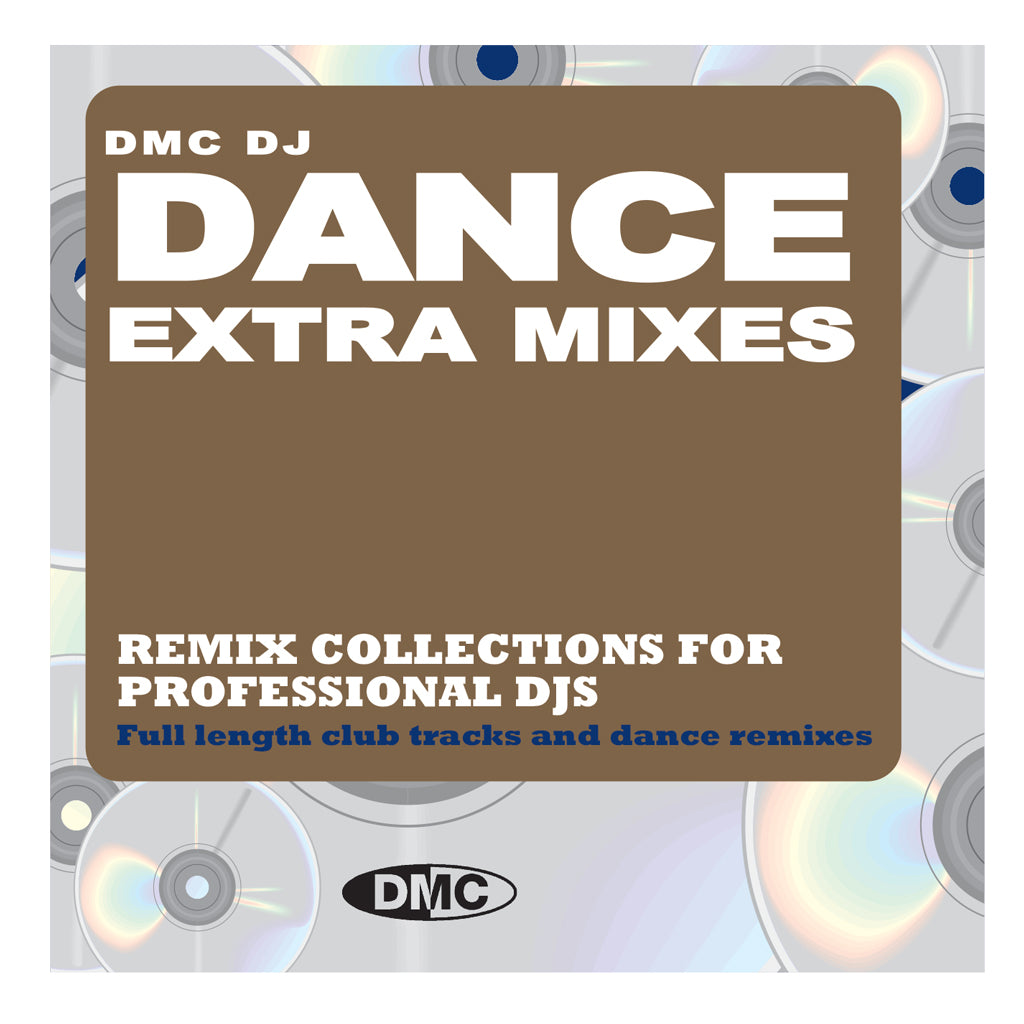 DMC DJ SUBSCRIPTION - 3 MONTHS – DANCE EXTRA MIXES -  Mid Month CD - UK ONLY - Only 1 postage payment, 2 months FREE postage – Full length club tracks and dance remixes.