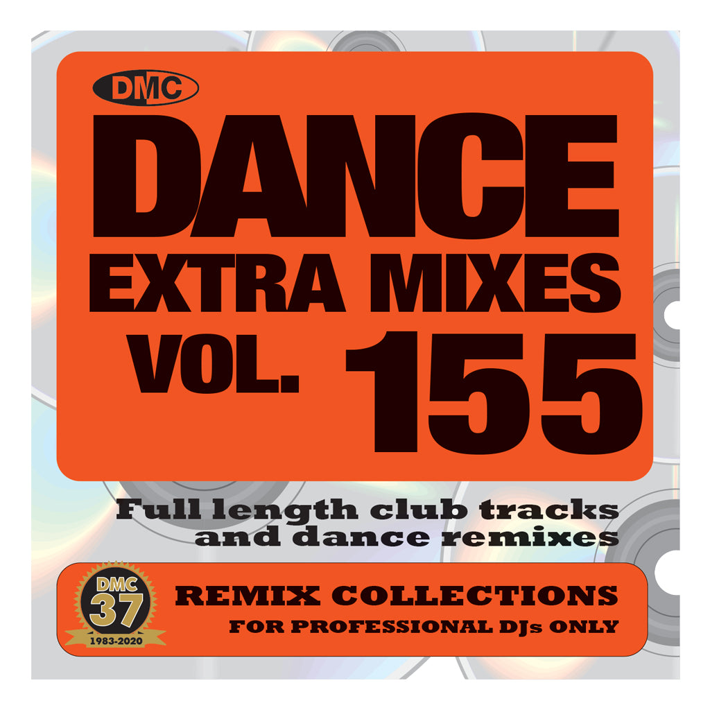 DMC DANCE EXTRA MIXES 155 - October 2020 release