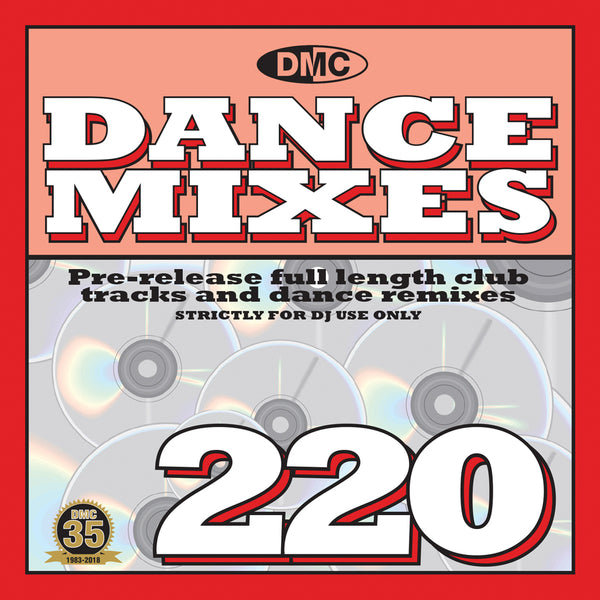 DANCE MIXES 220 - December 2018 release - PRE-RELEASE FULL LENGTH CLUB TRACKS AND DANCE REMIXES