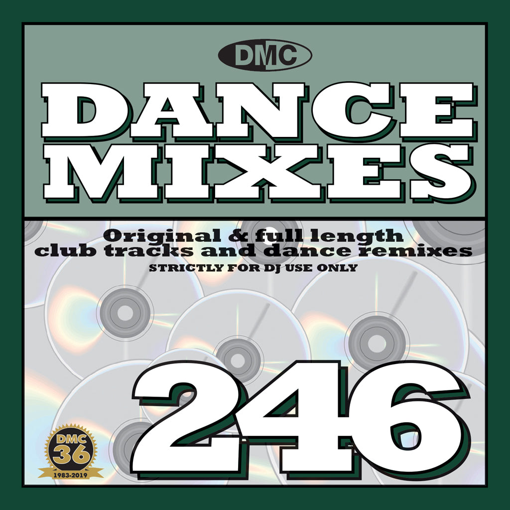 DMC Dance Mixes 246 - January 2020 issue - out now