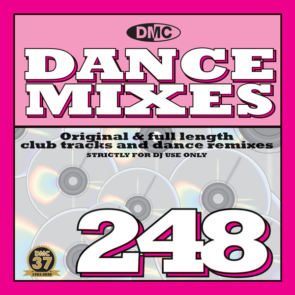 DMC Dance Mixes 248 - February 2020 release