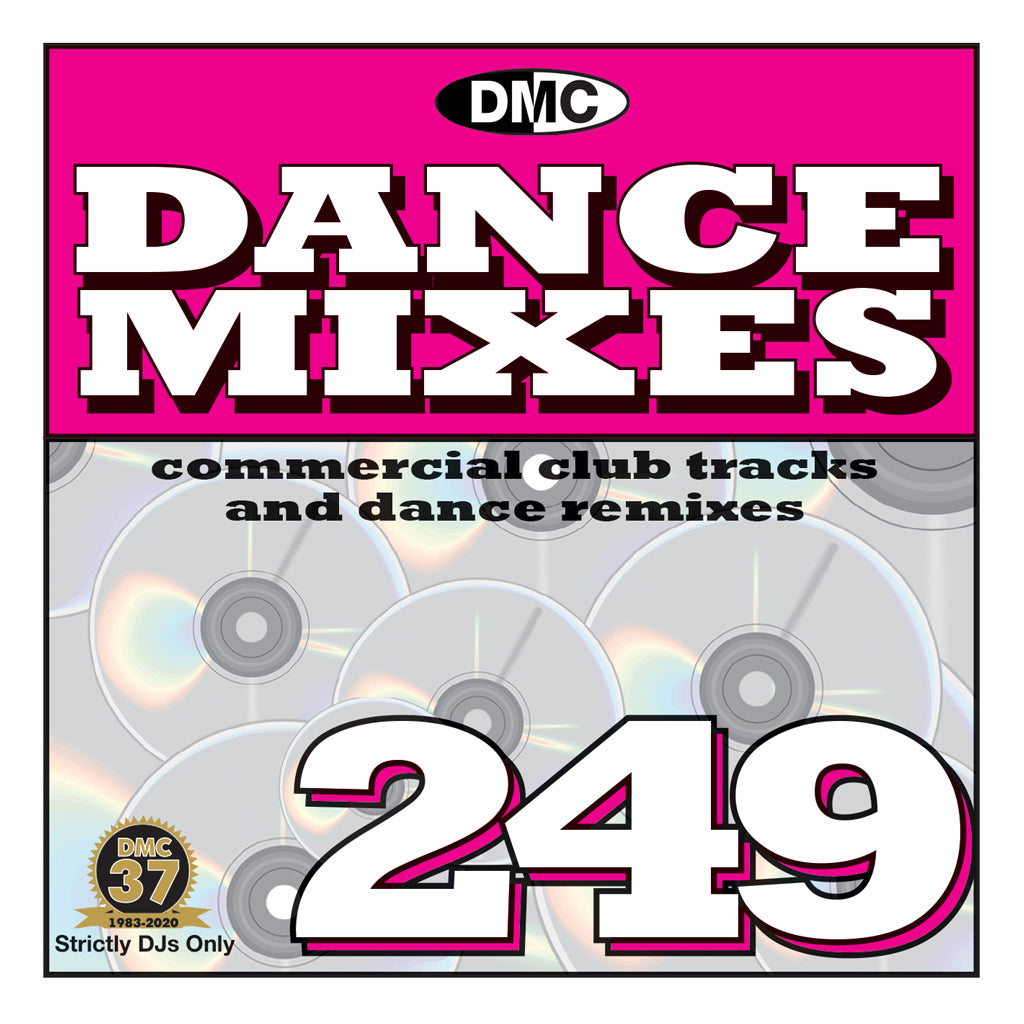 DMC DANCE MIXES 249 - February 2020 release
