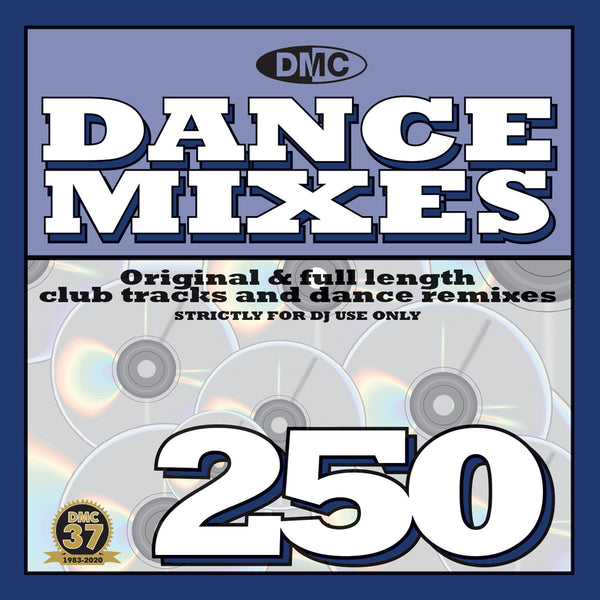 DMC DANCE MIX 250 - March 2020 release