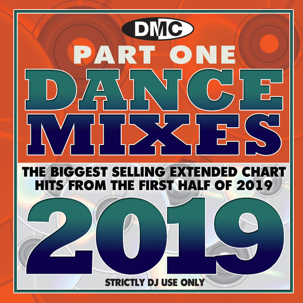 DMC DANCE MIXES 2019 - The biggest full length club tracks and dance remixes from the first half of 2019.