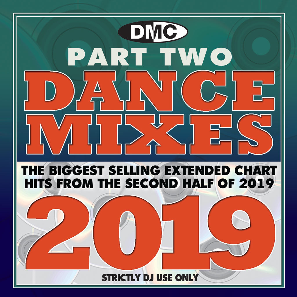 Check Out DMC DANCE MIXES 2019(2) - Part Two - January 2020 release On The DMC Store
