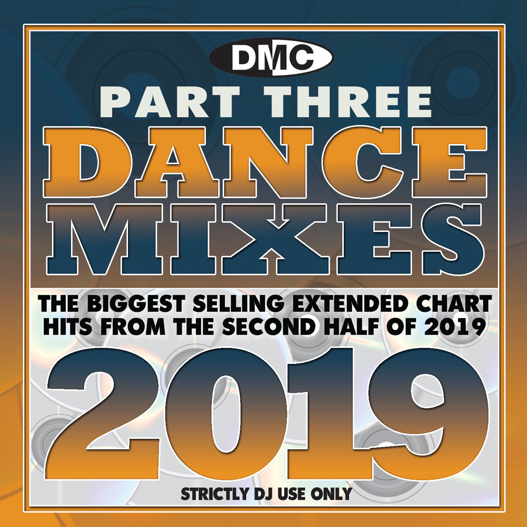 Check Out DMC DANCE MIXES 2019(3) - Part 3 - January 2020 release On The DMC Store